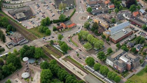 Stationsomgeving